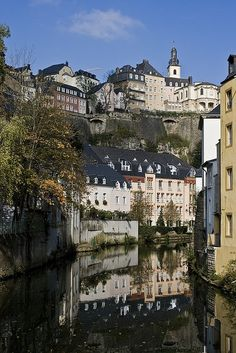 Luxembourg Travel Inspiration - Luxembourg, a landlocked country in Western Europe.