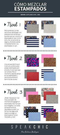 If you want to be a fashionista these are the things you NEED to know about fashion - Sewing patterns - Estilo Fashion, Ideias Fashion, Sewing Hacks, Sewing Projects, Fashion Vocabulary, Pattern Mixing, Mixing Prints, Personal Stylist, Diy Clothes