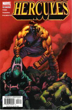 Hercules # 3 by Mark Texeira