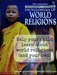learn about world religions