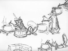 - Milt KAHL (Robin Hood) Storytelling | Daydreaming ~ from Legacy Panel, Part One
