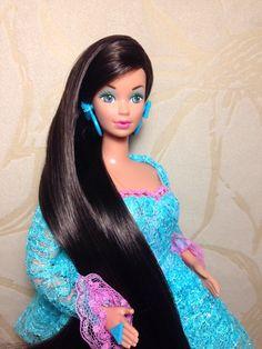 Barbie 80s, Barbie Style, Vintage Barbie Dolls, Barbie World, Barbie Sisters, Barbie Family, Sewing Barbie Clothes, Beautiful Barbie Dolls, Barbie Friends