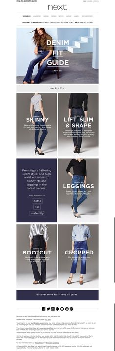 denim email from next march 2016