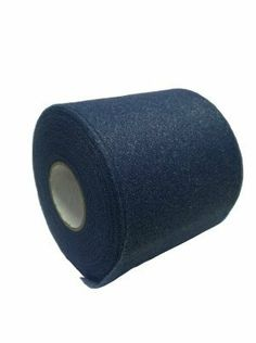 Foam Underwrap / Prewrap for Athletic Tape - Big Navy - 12 pack by Mueller. $23.25. Foam prewrap is an essential part of every med kit - from the emergency hiking kit to the professional athletic trainer's bag. The traditional use for prewrap is under athletic tape to keep the tape from adhering to skin, however it has dozens of other uses that make it indispensable for athletes. It has been commonly used in recent years as a hair band to keep flyaway hairs out of athlete...