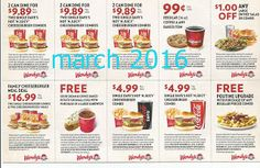Wendys Coupons PROMO expires May 2020 Hurry up for a BIG SAVERS Wendy 's is a nationwide fast - food restaurant. Free Food Coupons, Cigarette Coupons Free Printable, Free Printable Coupons, Love Coupons, Grocery Coupons, Free Printables, Couponing 101, Extreme Couponing, Wendys Coupons