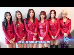 Ace of Angels (AOA) will support you at #KISPinoy. Join now. KISPinoy airs weekly on TV5 starting June 27. Primetime.