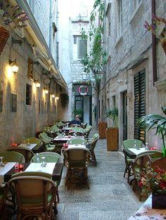 Monte Carlo Restaurant.