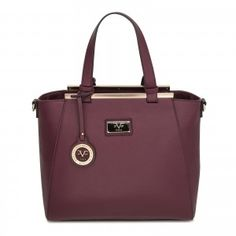 810352d62a Look at this Versace 1969 Burgundy Lexington Tote on today!