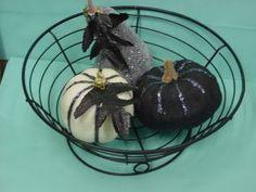 Dollar Tree pumpkins revamped!!
