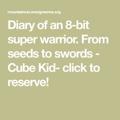 Download ebook warriors a vision of shadows 2 thunder and diary of an 8 bit super warrior from seeds to swords cube kid fandeluxe Document