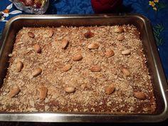 Kefalonia Mas - Παραδοσιακή Κεφαλονίτικη αμυγδαλόπιτα Mashed Potatoes, Banana Bread, Ethnic Recipes, Desserts, Food, Whipped Potatoes, Tailgate Desserts, Deserts, Smash Potatoes