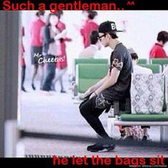 polite Jongup | allkpop Meme Center