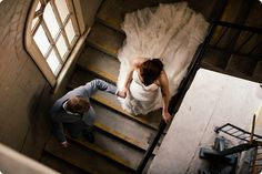 Staircase... Eagle Farm Racecourse Wedding - Jess Marks Photography
