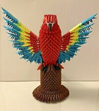 3D Origami Colorful Parrot Origami Parrot, 3d Origami, 14 Day Detox, Colorful Parrots, Super Deal, Loose Leaf Tea, Beautiful Gifts, Washing Clothes, Fat Burning