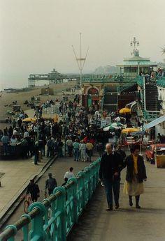 5 reasons to visit bohemian Brighton - http://kellygriffin.com.au/2013/05/5-reasons-to-visit-brighton-uk-travel-guide/