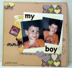 My Boy layout