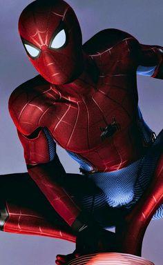 New spiderman costume adult Marvel Comics, Films Marvel, Marvel Art, Marvel Heroes, Marvel Cinematic, Marvel Avengers, Amazing Spiderman, Art Spiderman, Spiderman Images