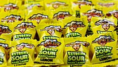 Dedicated to the folks that want sour and gum all in one! Candy Nation, Snack Recipes, Cooking Recipes, Sour Candy, Pop Tarts, Nom Nom, Lemon, Food, Snack Mix Recipes