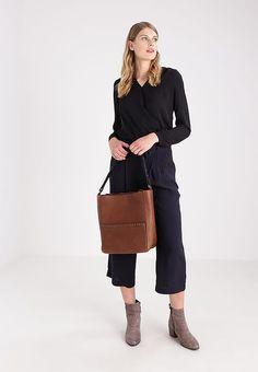 Bestill  Marc O'Polo THIRTYONE - Shopping bag - ambra for kr 2195,00 (30.09.17) med gratis frakt på Zalando.no