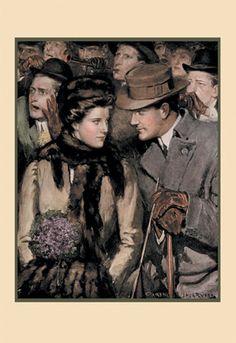 Fancy, by Clarence F. Underwood