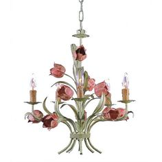 Southport Chandelier » So pretty!