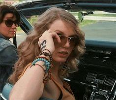 Taylor Swift sunglasses gif