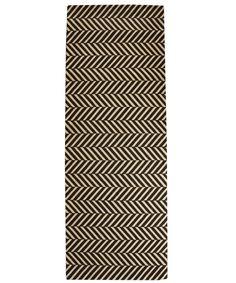 Herringbone Sisal Runner,  2.5' x 7'... pattern option. different colors though
