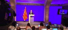 El govern presenta un escrit al TSJC perquè la fiscalia espanyola cessi les actuacions contra l'1-O   VilaWeb