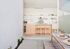 Nest & Mortar: Love how calm and simple this home is by Australia...