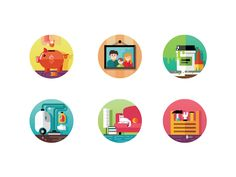 Home Icons by FireArt Studio