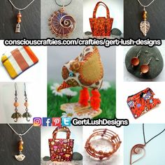 of products in my store Lush, Crochet Earrings, Orange, Store, Create, Handmade, Instagram, Design, Products