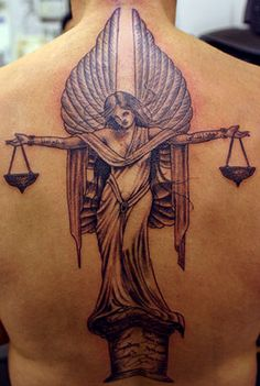 libra | libra tattoos for men | lovetogetinked.com