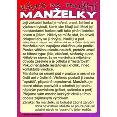 Certifikát - Návod na použití manželky Wedding Newspaper, Wedding Scrapbook, Blue Wedding, Jokes, Clip Art, Humor, Blog, Gifts, Weddings