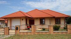 Klasszikus tető – kissé átértelmezve új színek által, hiszen a hullámos forma nemcsak pirosban mutat jól. A holnap tetője, amely már ma is hódít. A holnap tetőmegoldása a hagyományos formák és színek kedvelőinek.