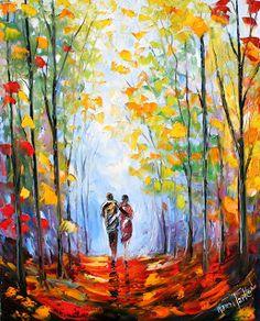 Karen Tarlton: Fall Romance