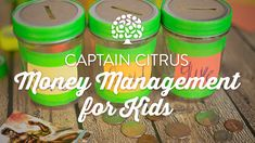 Use this money management for kids how-to guide to teach your children about budgeting and finance. This fun craft enhances financial literacy for kids. Honey Brown, Brown Sugar, Coconut Oil Sugar Scrub, Florida Oranges, Financial Literacy, Jar Storage, Family Kids, Orange Juice, Body Scrub
