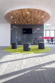 Alstom Offices - Bristol - Office Snapshots