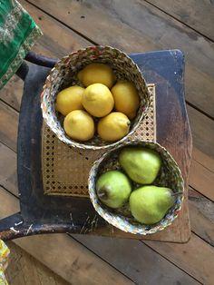 Recycle Magazines + Natural Reeds - Fair Trade Basket - Handmade in Vietnam