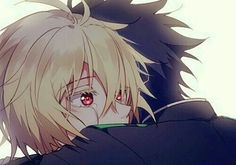 Yuu and Mika - seraph of the end #anime