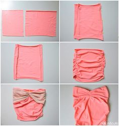 The 3-in-1 DIY swimsuit sewing tutorial