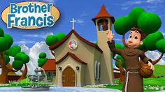 Brother Francis: Let's Pray! {Catholic Children's DVDs}