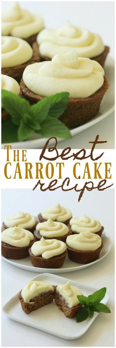 carrot cake recipe,