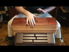 Tongue drum - very soft and delicate sounds, very soothing #instrument