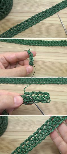 Crochet Cord Pattern You Need To Learn This beautiful crochet cord pattern is based on a lush lace ribbon. It is a popular crochet project because it beautifies objects and accessories. Crochet Cord, Easy Crochet, Crochet Lace, Crochet Stitches, Crochet Hooks, Free Crochet, Dishcloth Crochet, Crochet Afghans, Crochet Blankets