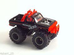 Road-Hog-Ford-Bronco-Monster-Truck-Zee-Zylmex-Toys-P5001-Open-Hood-Loose-No-Rust