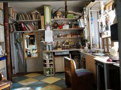 Как создать свою мастерскую или рабочее место   Ярмарка Мастеров - ручная работа, handmade
