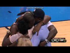 Best video!!! Oklahoma City Thunder LAST 30 seconds - Western Conference Final Champions vs. San Antonio Spurs