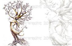 Octavia Vaughan designs custom tattoos, and temporary tattoos an offers advice on art design Mother Earth Tattoo, Mother Nature Tattoos, Tattoo Cover Up, Scar Tattoo, Tattoo Art, Tattoo Gallery, Pagan Tattoo, Magic Women, Fairy Tree