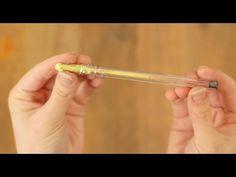 Video: Verander een gewone pen Into een iPad Stylus | eHow