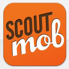 Get cash-saving coupons, and find out about great deals nearby with SCOUT MOB app, scoutmob.com